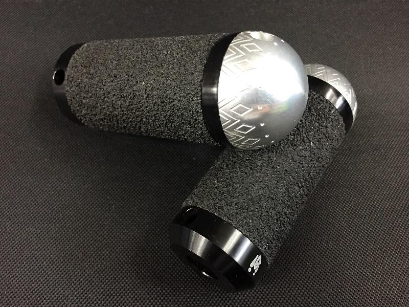 IGI Microphone Peg Plus / ブラック/シルバーキャップ / イギー マイクロフォンペグプラス パイプ径が太め