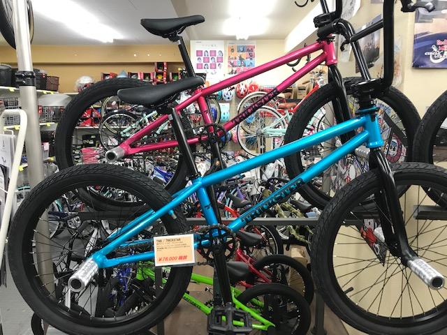TNB - TRICK STAR / 限定カラー / ティーエヌビー トリックスター フラットランド BMX 自転車 完成車