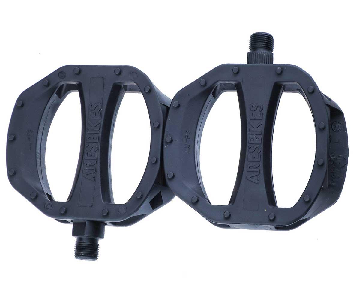 ARESBIKES - PLASTIC PEDAL / アーレス プラペダル 軽量 キッズにも フラットランド BMX ペダル