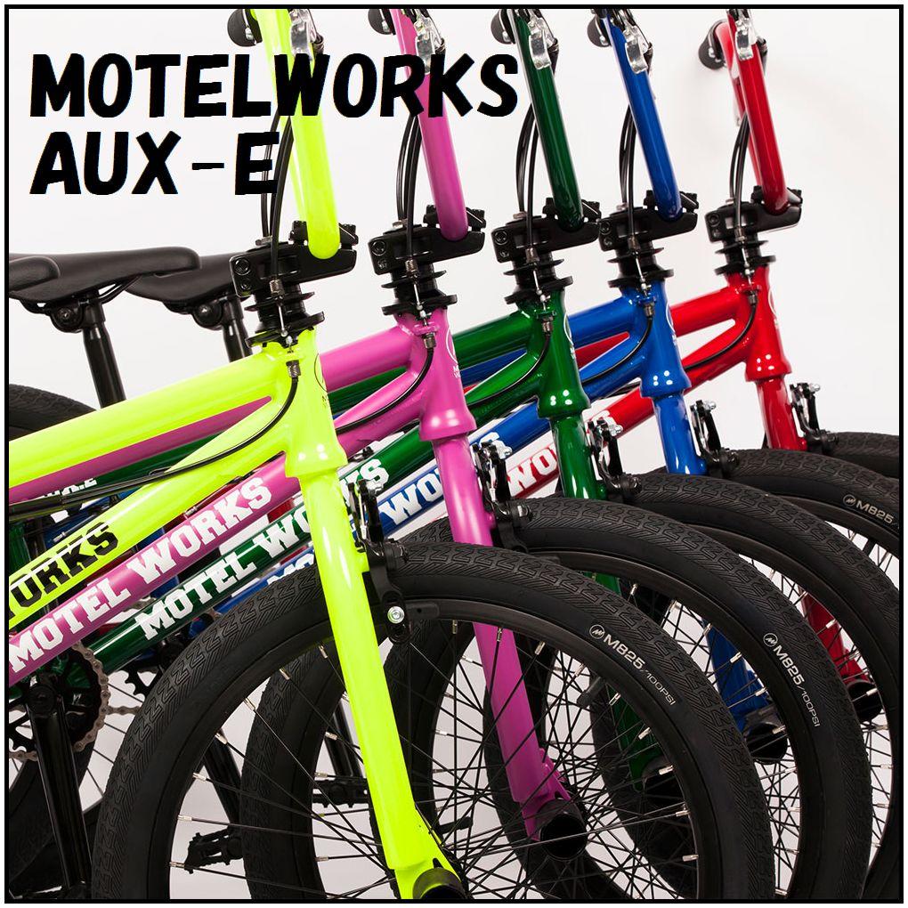 MOTEL WORKS AUX E モーテルワークス AUX E フラットランド 完成車 人気SALE,大得価