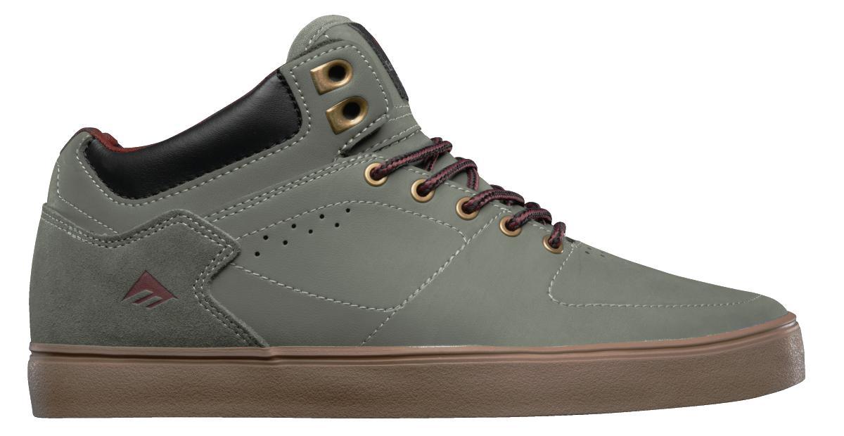 Emerica THE HSU G6 カラー:グレー/ガム/レッド / エメリカ BMX スケート スケシュー SHOES 靴
