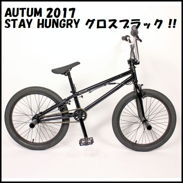 【オススメ】 AUTUM - STAY HUNGRY 18.7
