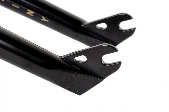 MUTINY - WANDS FORK 29mm or 33mm - BLACK / ミューティニー BMX ストリート フォーク