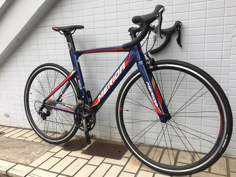 【ペダルサービス】 2018モデル MERIDA REACTO 400 / メリダ リアクト400 ロードバイク roadbike SHIMANO シマノ105