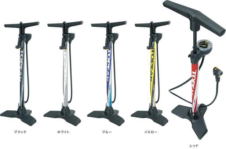 TOPEAK - JOE BLOW MAX HPX トピーク 贈答品 米 仏 200PSI 自転車用空気入れ 全品送料無料 ゲージ付きフロアポンプ 対応 ジョ-ブローマックスHPX