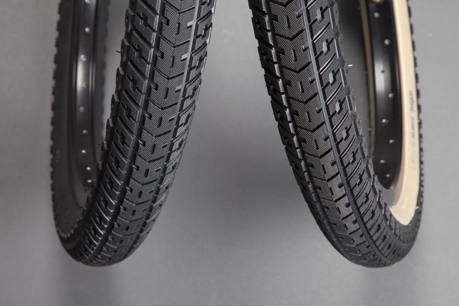 UNITED - INDIRECT TIRE 2.35 /유나이티드 BMX 파트 스트리트 타이어