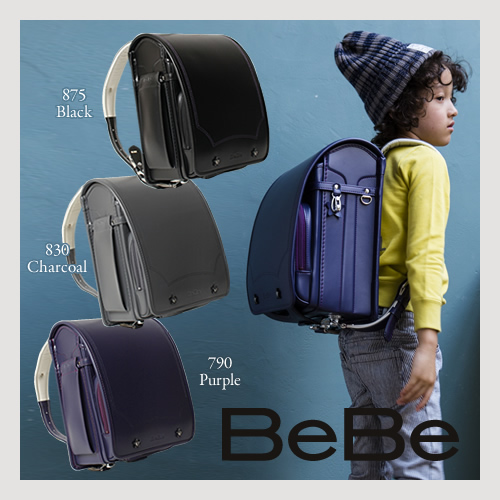 Japan-Etoile lightweight clarino material boys school bag (A4 clear file size) and bag boy /BEBE Bebe /bebe Bebe /BEBE Rakuten / satchel 2017 / bebe entrance 0112-6103