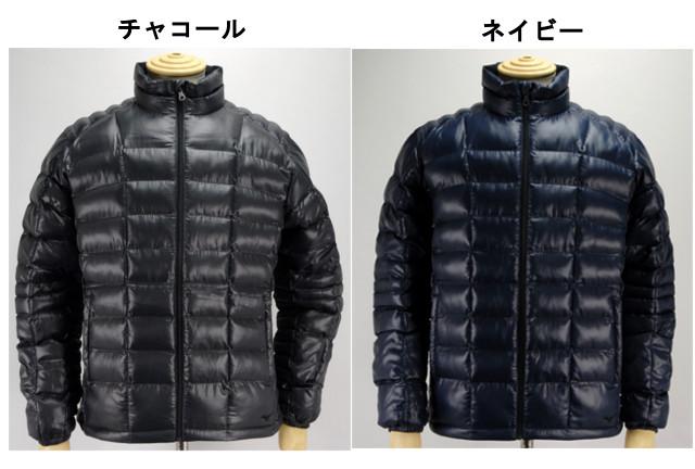 【送料無料】ミズノ(MIZUNO) テックフィルジャケットメンズ【上着】【あったか】【ブレスサーモ】【テックフィル】【保温】【洗濯OK】