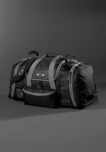 ■OAKLEY MEN'S GEAR DUFFEL■BLACK■オークリー■日本未発売品■