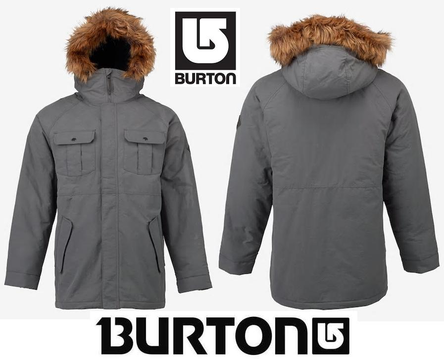 2018 BURTON バートン ウェア LANDGROVE JACKET FADED