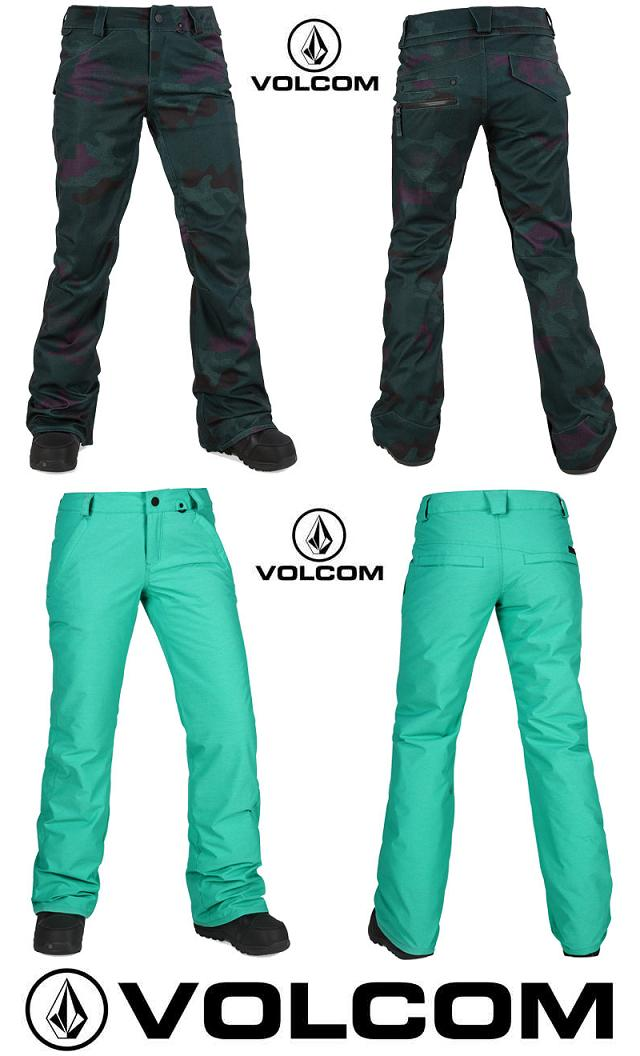 2018 VOLCOM FROCHICKIE INS PANT ボルコム スノボーウエア