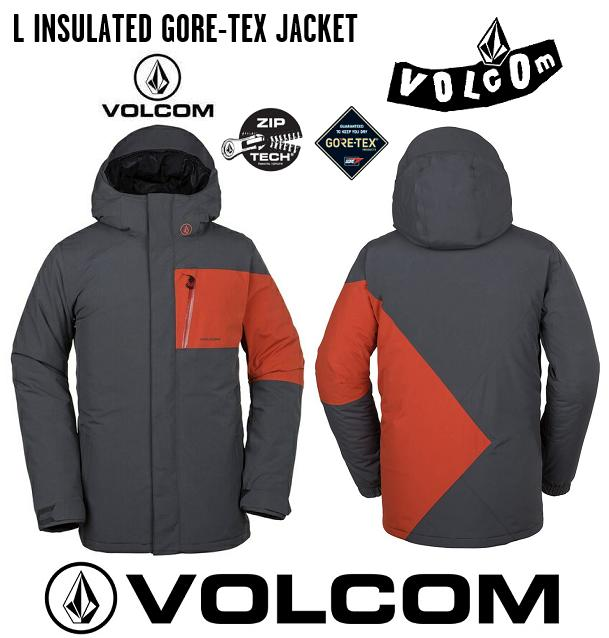 2019 VOLCOM L INSULATED GORE-TEX JACKET ボルコム スノボーウエア