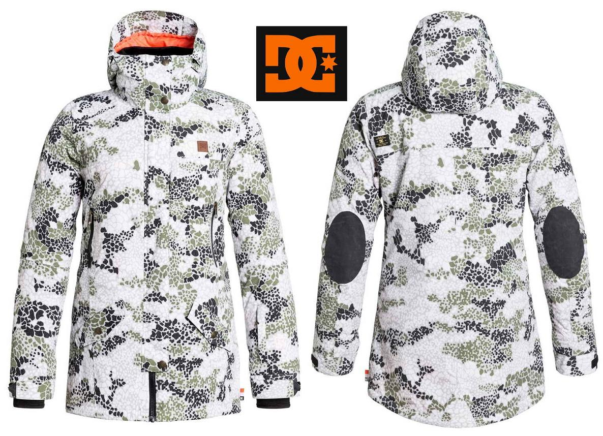 最終処分価格 2016■DC■NATURE DPM JACKET■DPM CAMO■Exotex 15K■WOMENS■
