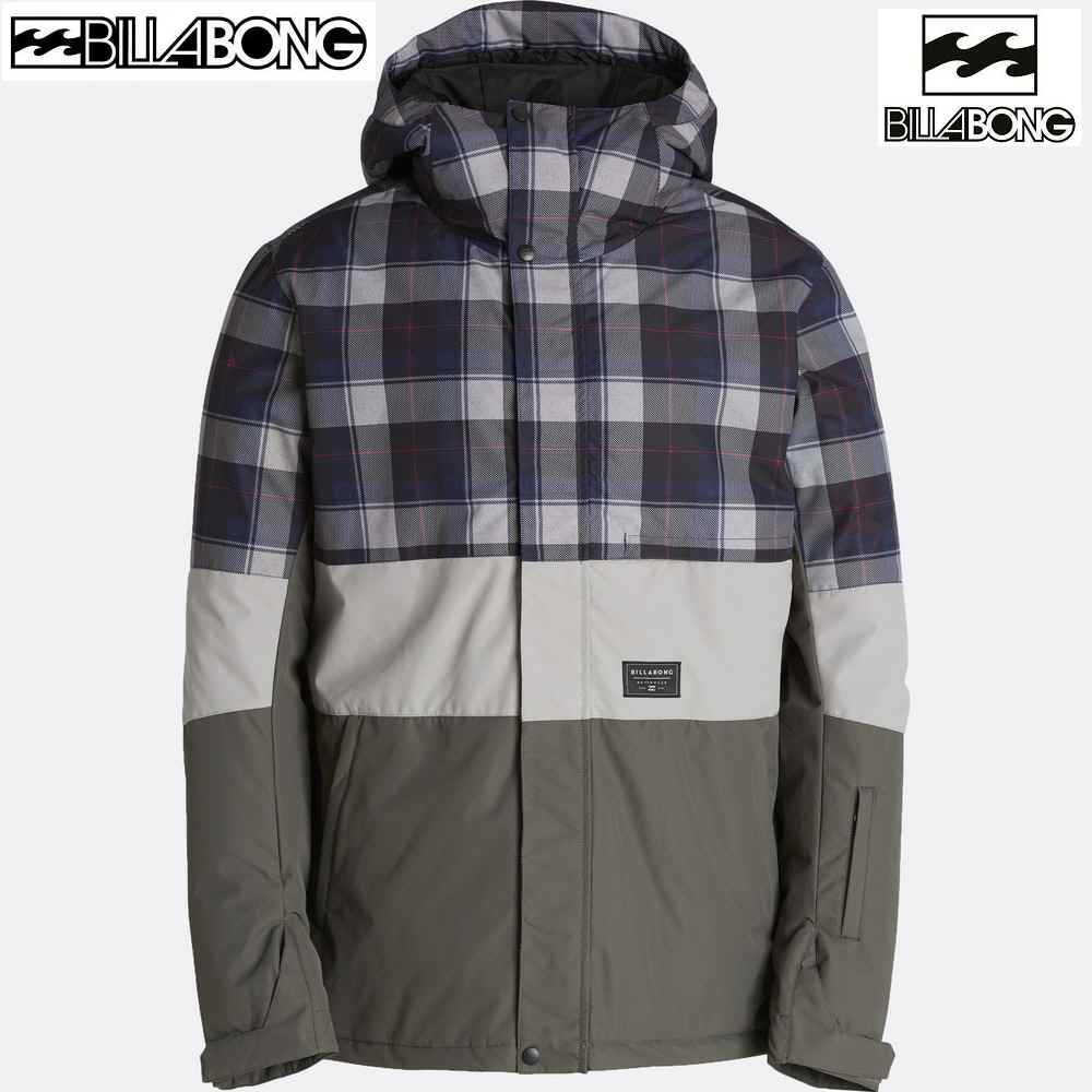 2017■BILLABONG LEGACY BLOCK JACKET■ビラボング■GPL■
