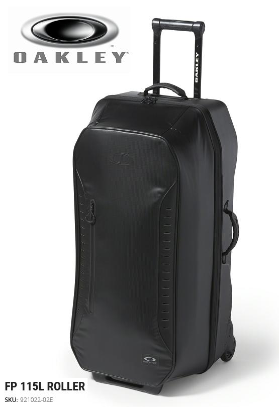 018 Oakley Fp 115l Roller Bag Traveling Bags Travel Trunk 921022 02e