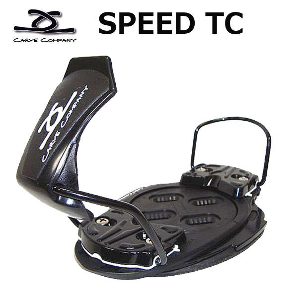 18-19 CARVE COMPANY カーブカンパニー SPEED TC スピードティーシー ツゥークロージャー アルペン ビンディング バインディング スノーボード 予約商品 2019