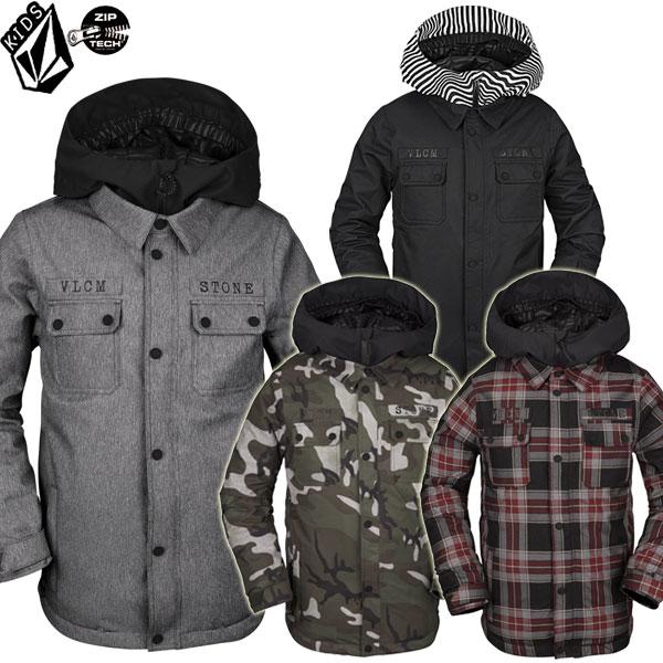 19-20 VOLCOM/ボルコム NEOLITHIC INS jacket 子供用 キッズ スノーウェア ジャケット スノーボードウェア 2020