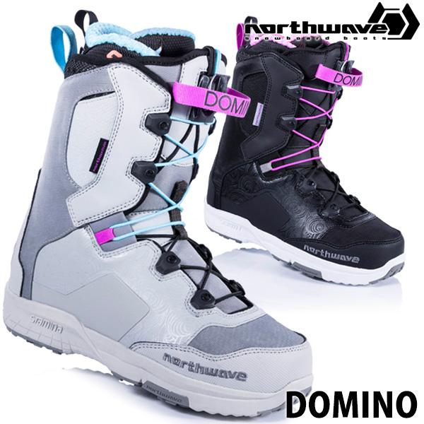 あす楽対応 18-19 NORTHWAVE / ノースウェーブ DOMINO ドミノ レディース ブーツ スノーボード 2019
