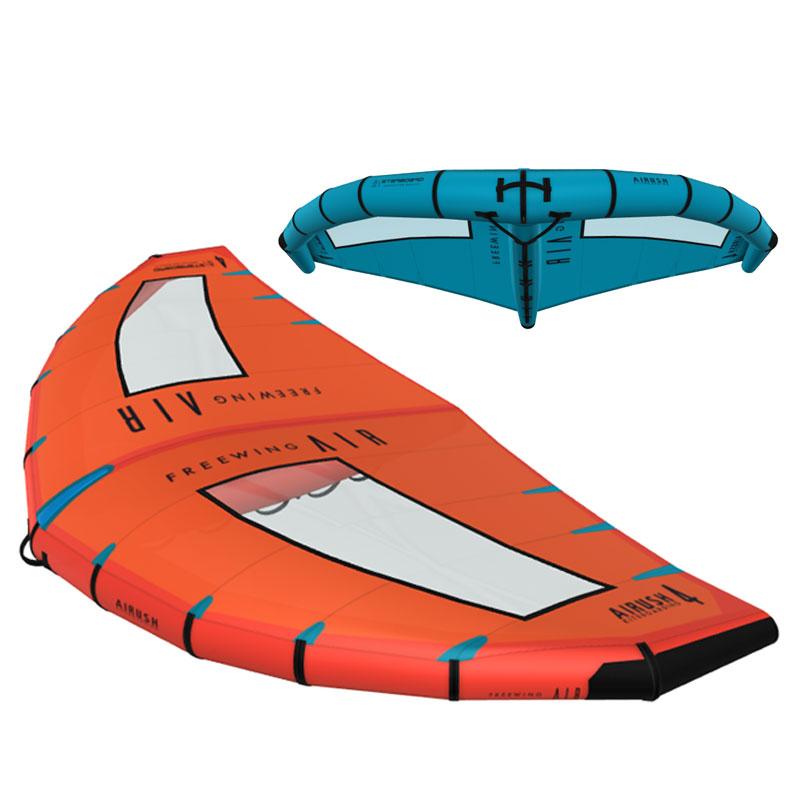 ウイングサーフスターボードxエアラッシュフリーウイングエアーサーフウイング,ウイングサーフ,カイトウイング,WING SURF,スターボードメンズ レディース ジュニア Starboard x AirushFreeWingAir 3平米2021