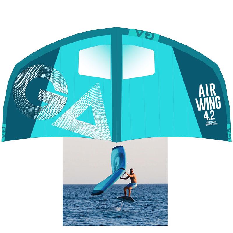 ウイングサーフジーエーセール(ガストラ)エアウイングサーフウイング,ウイングサーフ,カイトウイング,WING KITEメンズ レディース ジュニア GA SAIL(GASSTRA)AIR WING 4.2平米2020