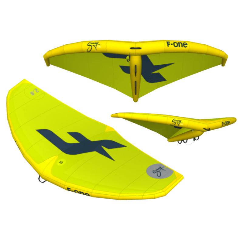 ウイングサーフ エフワン スウィング サーフウイング, ウイングサーフ, カイトウイング, WING KITE メンズ レディース ジュニア F-ONE SWING 3.5平米 2020