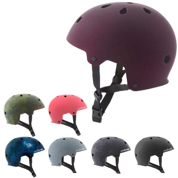 即出荷 SANDBOX/サンドボックスヘルメット LEGEND LOW RIDER ローライダー ウェイク スノーボード スケート スキー メンズ レディース キッズ プロテクター 19-20