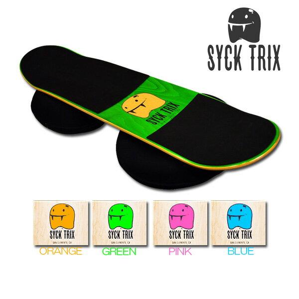 【スーパーセール!!】 【あす楽対応】シックトリックス Syck Trix バランスボード スケートボード 室内用 練習用
