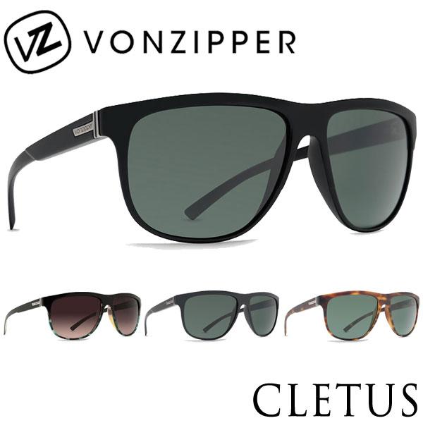 【送料無料】【あす楽対応】 サングラス VONZIPPER ボンジッパー / CLETUS クレタス メンズ UVカット AC217001