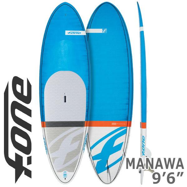 【スーパーセール!!】 スタンドアップパドルボード SUP F-ONE / エフワン MANAWA 9'6×32.5 165L