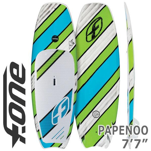 【送料無料】スタンドアップパドルボード SUP F-ONE / エフワン PAPEENO 7'7×29 110L