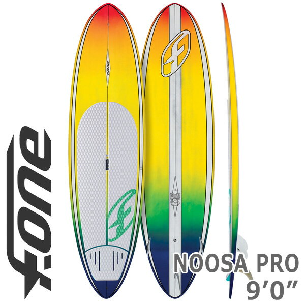 【送料無料】スタンドアップパドルボード SUP F-ONE / エフワン NOOSA PRO 9'0×28.75 116L