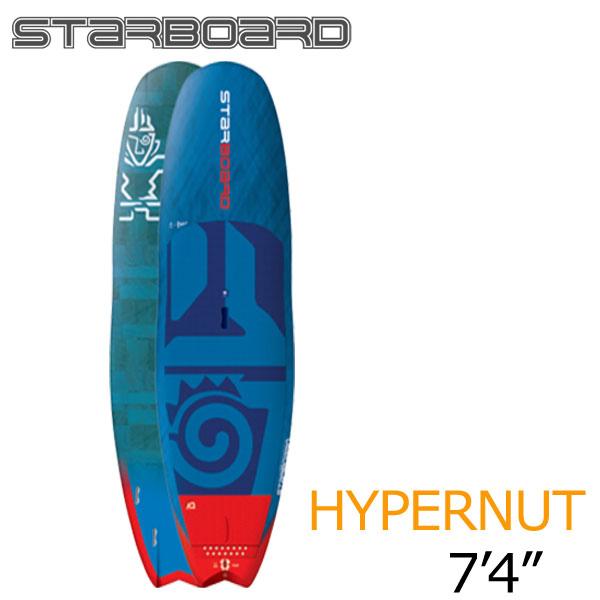 【送料無料】2018 STARBOARD SUP 7'4 x 30 HYPER NUT CARBON BALSA スターボード ハイパーナッツ SUP サップ パドルボード お取り寄せ商品 営業所止め
