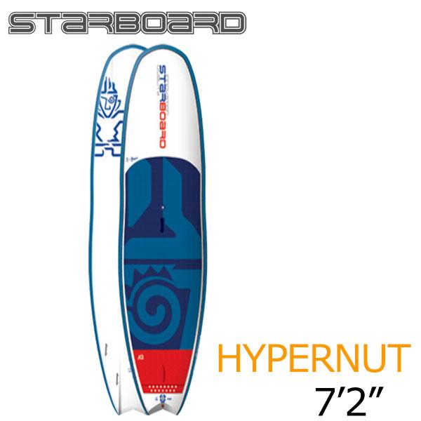 【送料無料】2018 STARBOARD SUP 7'2 x 28 HYPER NUT STARLITE スターボード ハイパーナッツ SUP サップ パドルボード お取り寄せ商品 営業所止め