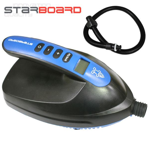 電動ポンプ スターボード サップ エレクトリック エアー ポンプインフレータブル サップ 大人 STARBOARD SUP ELECTRIC AIR PUMP 2018HT-781