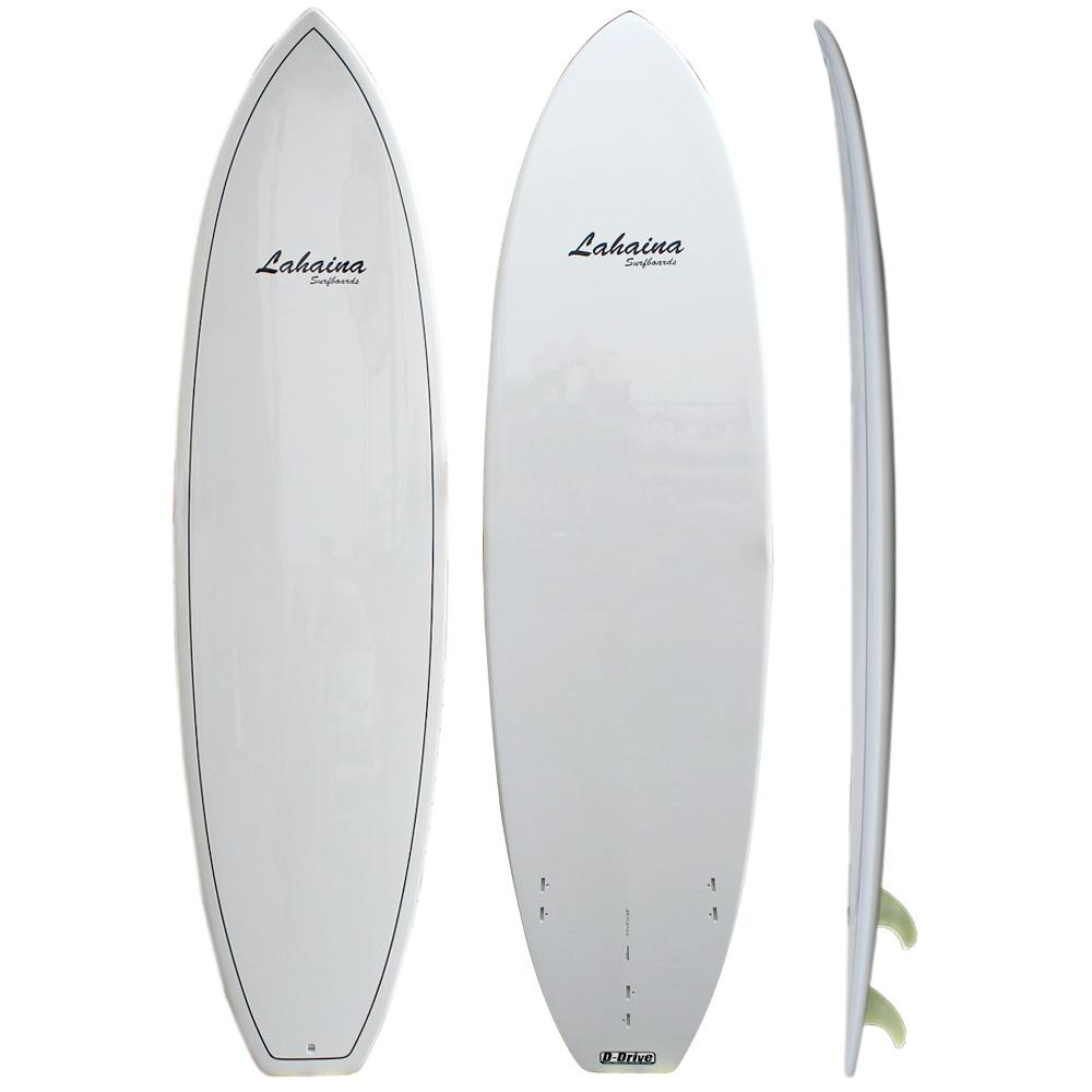 サーフボード ラハイナ / LAHAINA 6'8 ファンボード グレー 初心者から中上級者まで 営業所止め 送料無料 予約商品
