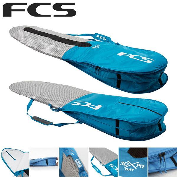 FCS DAY FUNBOARD COVER 7'6/エフシーエス デイファンボードカバー ボードケース ハードケース サーフボード