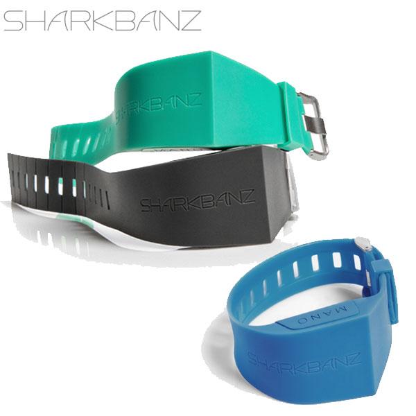 【送料無料】SHARK BANZ/シャークバンズ サメ除け サメ対策 バンド メンズ レディース シャークアタック防止 サーフィン サップ ダイビング SUP
