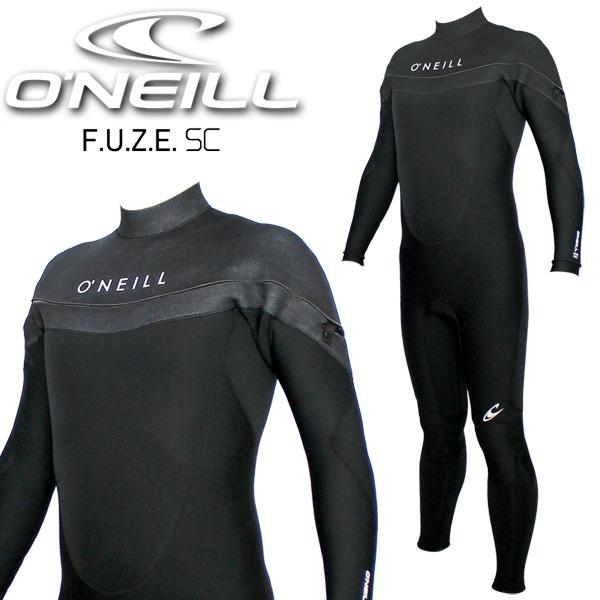 ウェットスーツ オニール フューズSCチェストジップ 3mm サーフィン O'NEILL F.U.Z.E. SC チェストジップ 2020WF-7560
