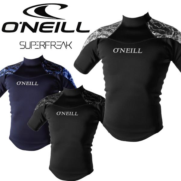 ウェットスーツ オニール 2019 オニール スーパーフリーク S/S タッパー 1.5/1mm サーフィン O'NEILL 2019 O'NEILL SUPER FREAK 1.5/1mm 2019WF-6080