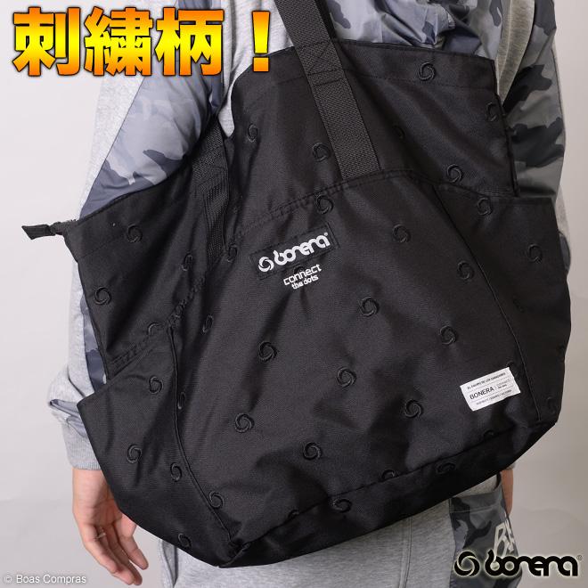 【完売】ボネーラ バッグ [bnr-g099 刺繍柄トートバッグ] bonera ボネーラ トートバッグ 【送料無料】【ネコポス不可】