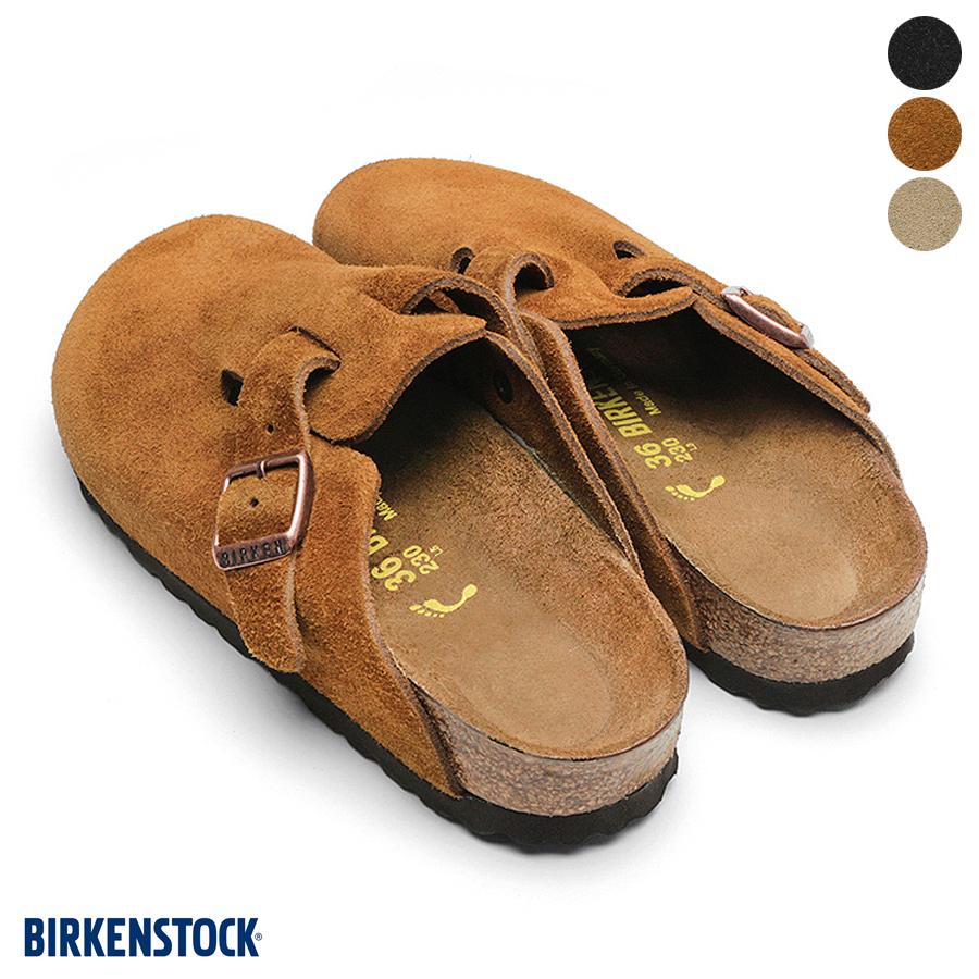 『 ビルケンシュトック ボストン 』birkenstock・boston・ビルケン・レディース・メンズ・サンダル・コンフォートサンダル・クロッグ・スエード・ドイツ・フットベット・ビルケン・ビルケンシュトック・ボストン