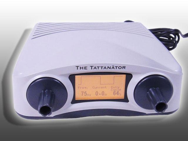 TATTANATOR  デジタル パワー サプライ 【TATTOO / tattoo / タトゥー / 入れ墨 / 入墨 / 刺青 / トライバル / タトゥーマシン / タトゥーキット / タトゥー用品 / タトゥーセット / タトゥーニードル / タトゥー針】