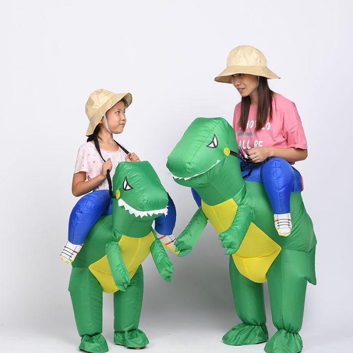 ふくらむ恐竜ライダー コスプレ 衣装 ハロウィン 仮装 インフレータブルコスチューム inflatable おもしろ 面白い 着ぐるみ 大人用 きぐるみ 空気で膨らむ ふくらむ恐竜ライダー コスプレ 衣装 ハロウィン 仮装 インフレータブルコスチューム inflatable おもしろ 面白い 着ぐるみ 大人用 きぐるみ 空気で膨らむ エアブロー おもしろ着ぐるみ おもしろい おもしろコスチューム 余興 笑える あす楽 コスプレ衣装