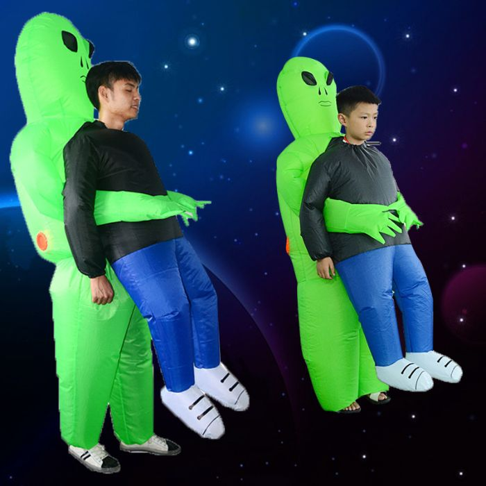 ふくらむだっこエイリアン コスプレ 衣装 ハロウィン 仮装 インフレータブルコスチューム inflatable おもしろ 面白い 着ぐるみ 大人用 きぐるみ 空気で膨らむ ふくらむだっこエイリアン コスプレ 衣装 ハロウィン 仮装 インフレータブルコスチューム inflatable おもしろ 面白い 着ぐるみ 大人用 きぐるみ 空気で膨らむ エアブロー おもしろ着ぐるみ おもしろい おもしろコスチューム 余興 笑える あす楽 コスプレ衣装