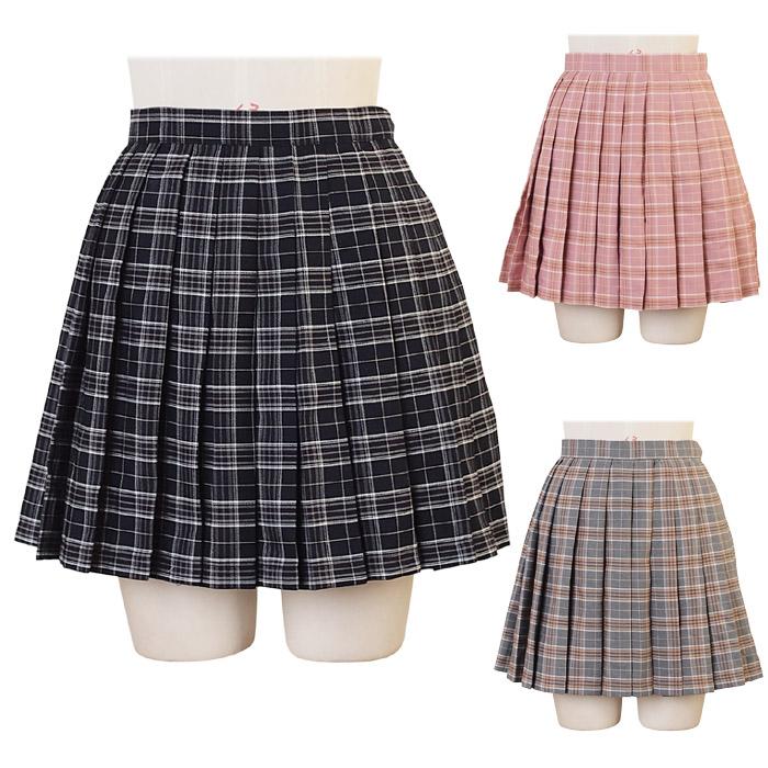 コスプレ チェック制服スカート セクシー こすぷれ costume1001 ゴスロリ♪ロリータ♪パンク♪コスプレ♪コスチューム♪メイド 衣装