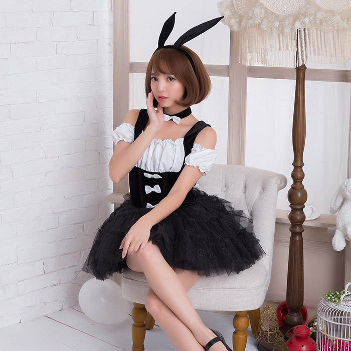 2019【ハロウィン】かわいいコスプレ!バニーガール衣装のおすすめは?(5000円以内)