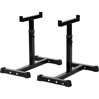 Bench safety stand 2 training, gym, bench press, squats, barbell