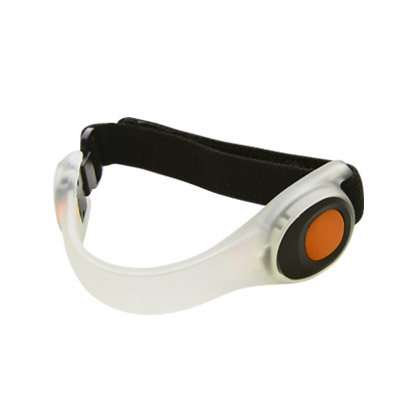 BM LED NEONLED 安全带霓虹灯型 LED 带闪光带户外臂 LED 乐队队长袖标
