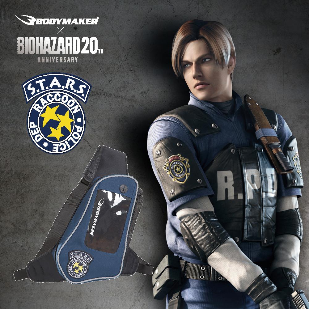 生物危害美国。 T.。 A. R.。 美国。 游戏驻地邪恶 cosplay 模型背包挎包 Capcom 字符莱昂背包背包户外军事