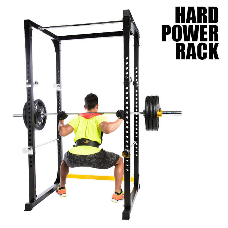 bodymaker | Rakuten Global Market: Hard power rack black X yellow ...